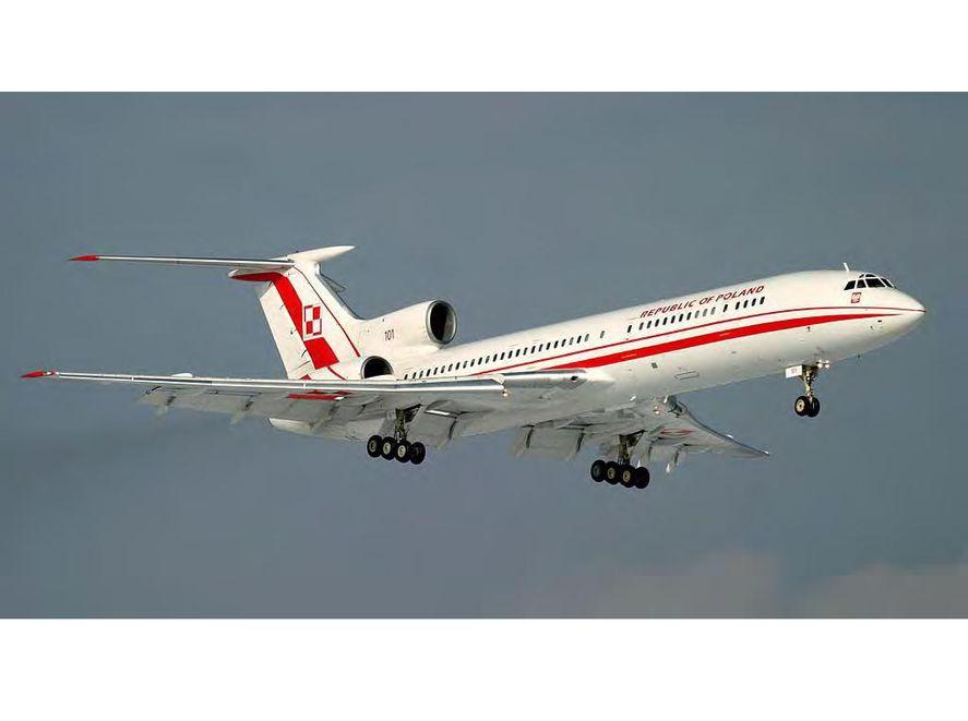 Komisja Millera szczegółowo opisała ostatni lot Tu-154M o numerze bocznym 101