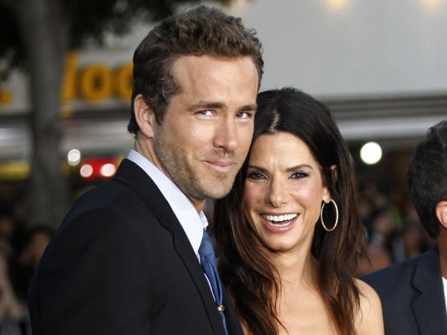 Sandra Bullock i Ryan Reynolds