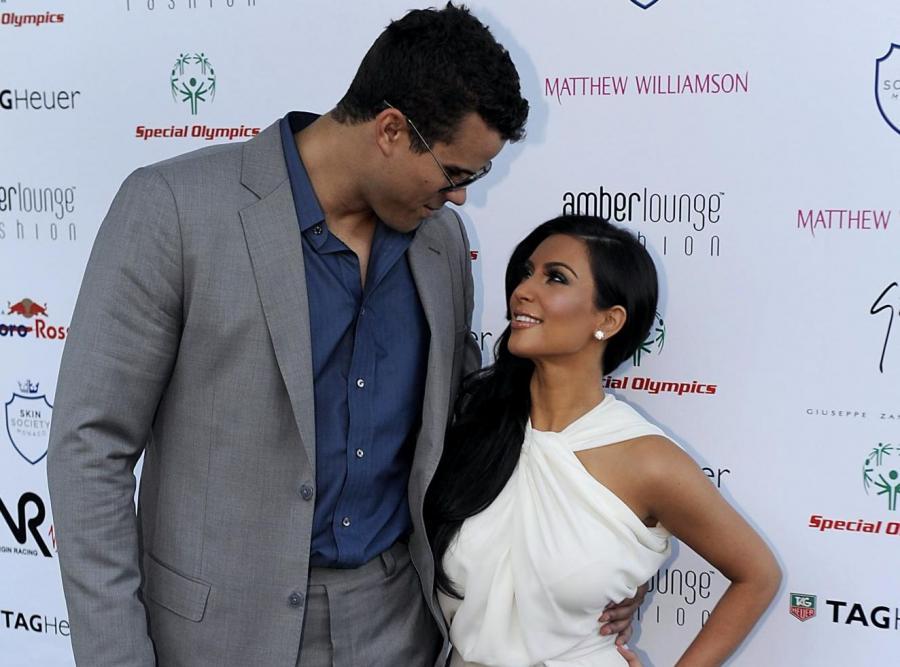 Kim Kardashian wie jak zarobić na własnym ślubie