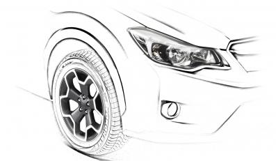 Całkiem nowe Subaru! Zobacz pierwsze zdjęcie