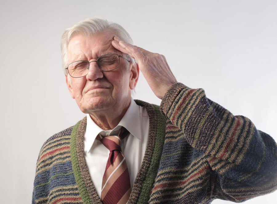 Śródsenny ból głowy