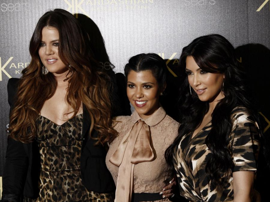 Siostry Kardashian, Kim po prawej