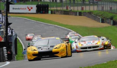 Polak w Ferrari jedzie po punkty