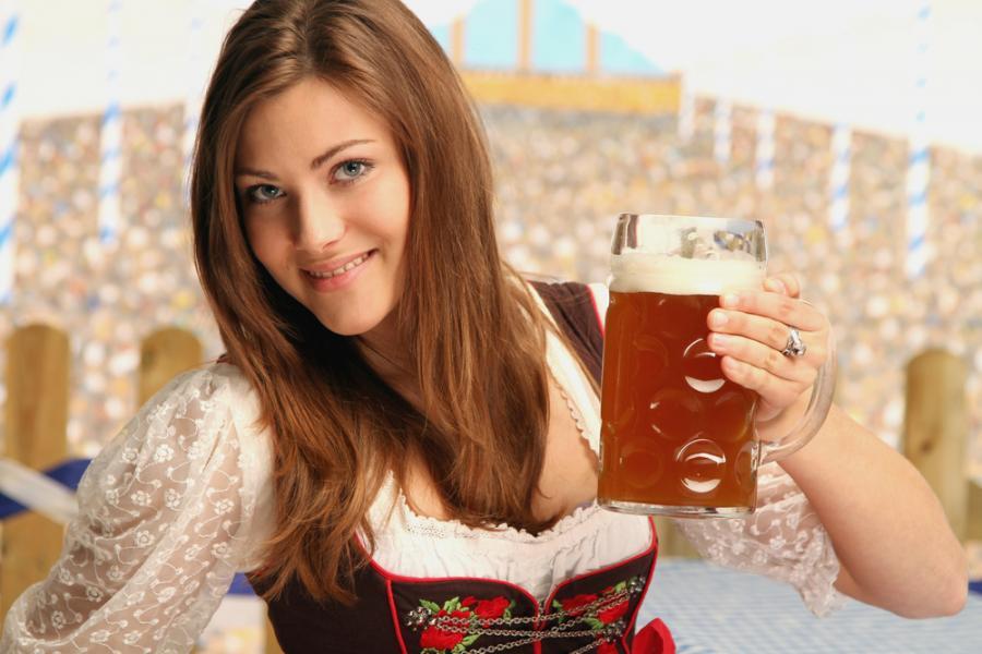 Miłośniczki i miłośnicy słynnego festiwalu piwa doczekali się specjalnej linii kosmetyków.