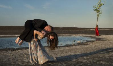 Film jest biografią zmarłej przed dwoma laty choreografki Piny Bausch