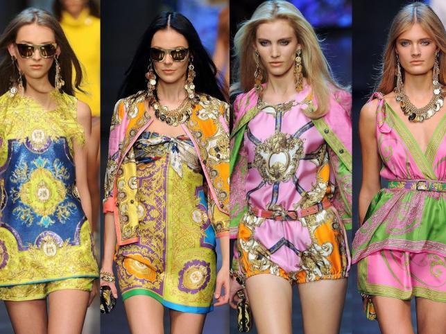 Kolekcja D&G na wiosna/lato 2012