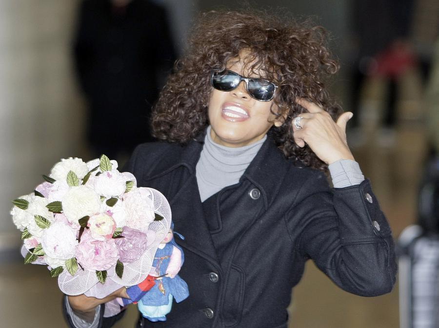 Śmierć Whitney Houston – nowe fakty