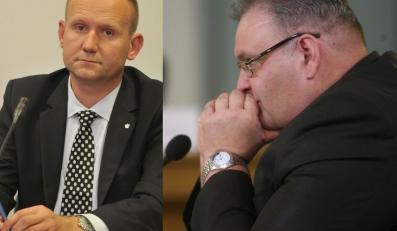 Schetyna zdecydował: Święczkowski i Barski tracą mandaty posłów