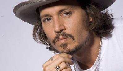Johnny Depp zagrałw serialu Ricky'ego Gervaisa