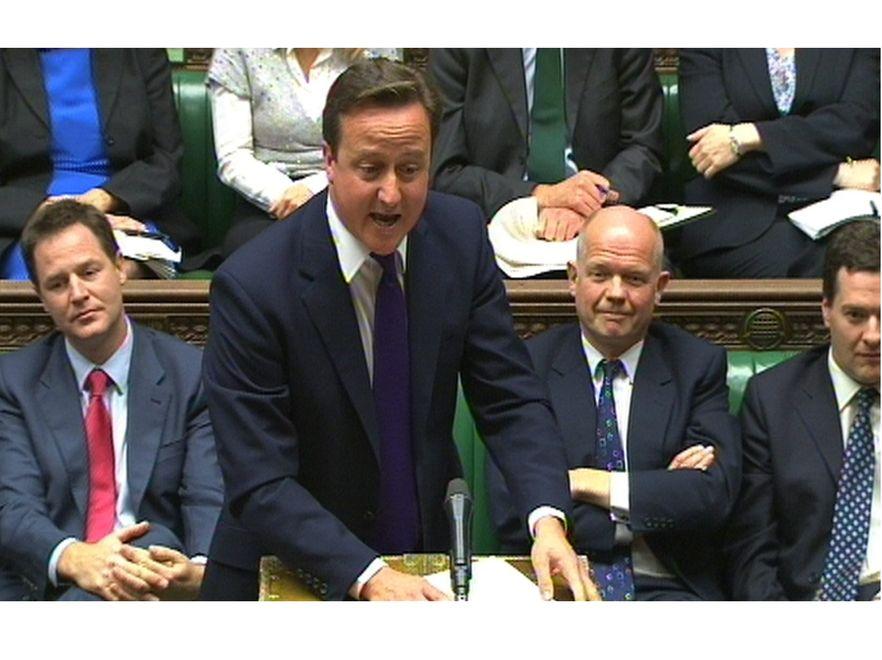 1/3 partii rządzącej nie uległa premierowi i zagłosowała za referendum
