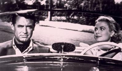 Grace Kelly i Cary Grant