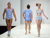 Kwiatowe wzory w modzie plażowej – kostiumy kąpielowe na sezon wiosna-lato 2012