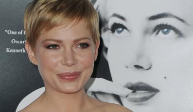 "Michelle Williams na premierze ""My Week With Marilyn"""