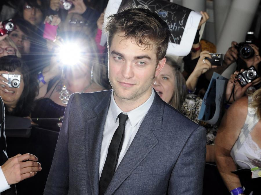 Robert Pattinson o Edwardzie Cullenie: Ideałem to on nie jest!