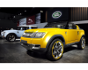 Land Rover DC 100 Concept i DC 100 Sport Concept (żółty)