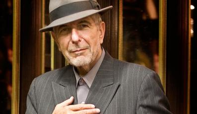 Leonard Cohen wraca do domu