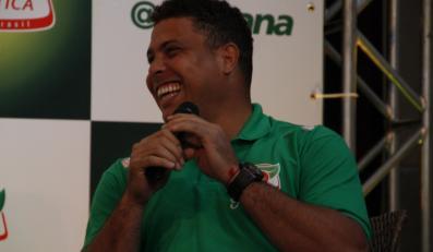 Ronaldo zajmie się mundialem w Brazylii