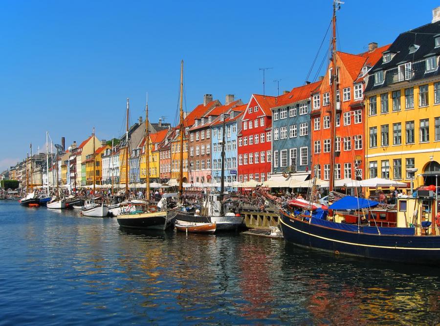 Kopenhaga - stolica Danii