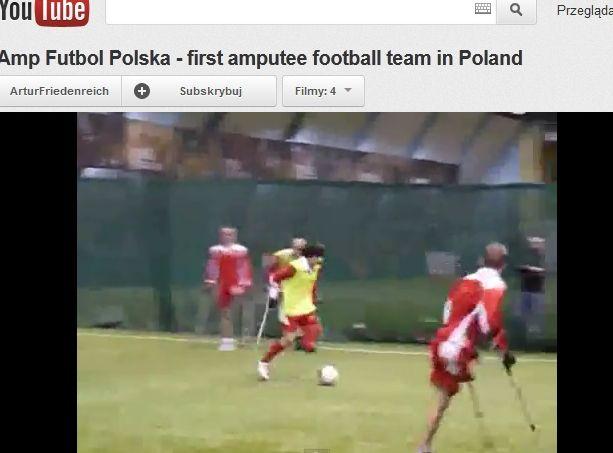 Tak się gra w Amp Futbol