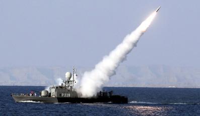 Manewry irańskiej floty