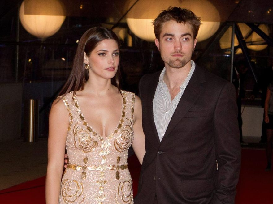 Ashley Greene i Robert Pattinson
