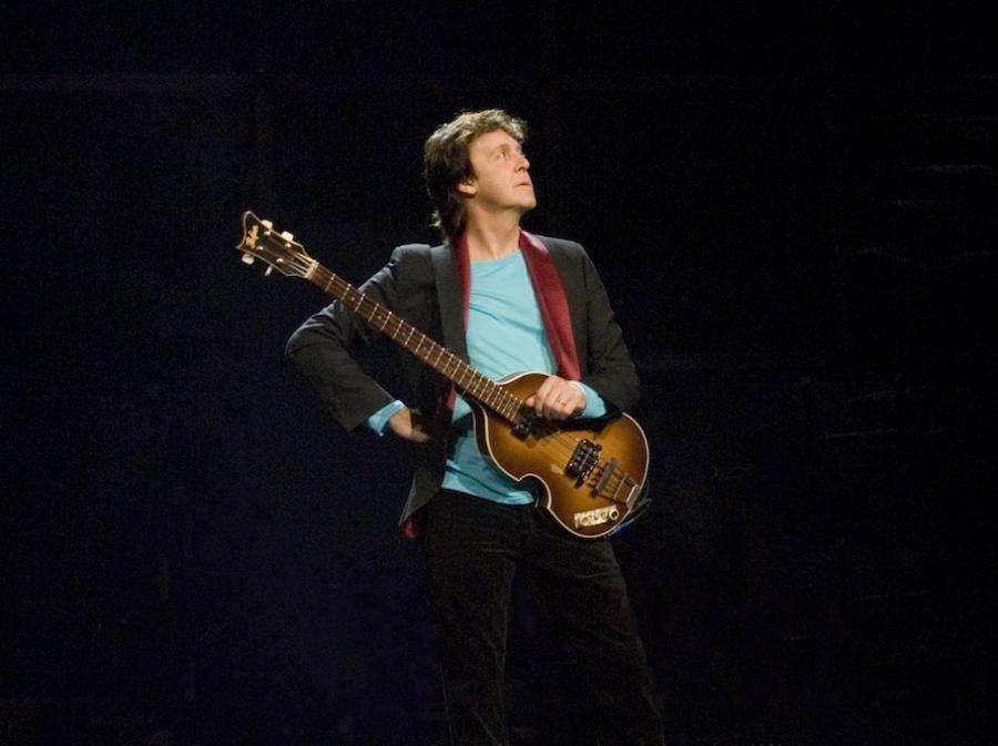 Paul McCartney kończy 70 lat