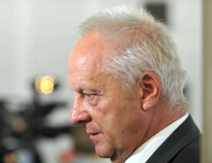 Komisja etyki ukarała Niesiołowskiego za wypowiedź pod adresem Fotygi