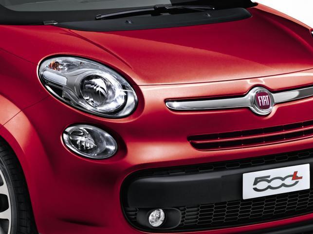 """Fiat 500L - w oznaczeniu włoskiego producenta """"L"""" oznacza skrót od angielskiego słowa """"Large"""" (duży)"""