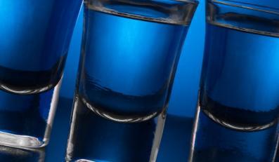 wódka kieliszki