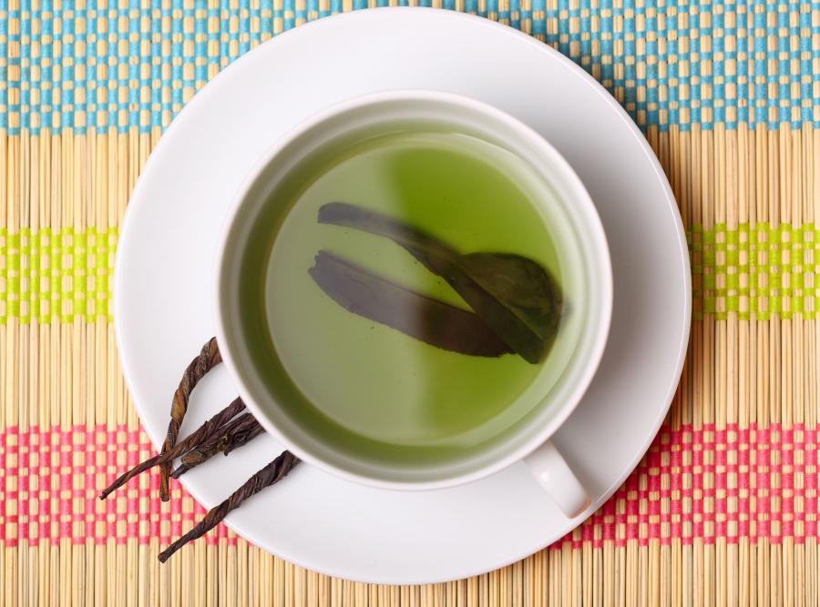 Zielona herbata nie dla każdego?