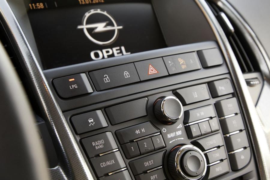 Opel prowadza do oferty nowe modele z instalacją LPG