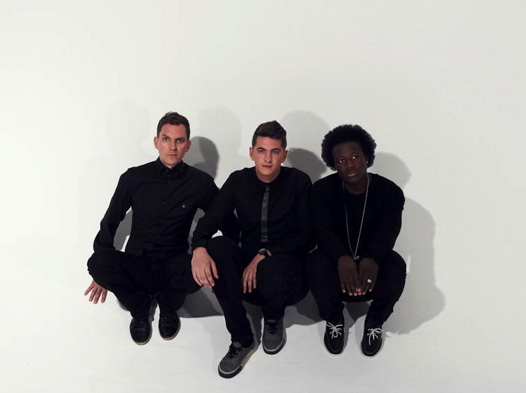 Magnetic Man to projekt trzech dubstepowych producentów