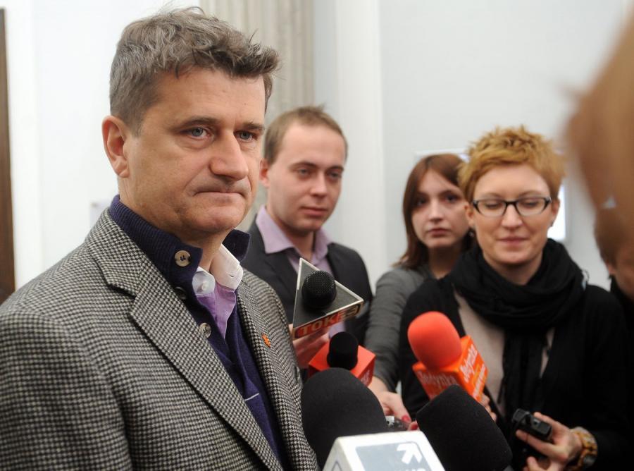 Palikot: Nie chcę rządzić z Tuskiem. Chcę go zastąpić