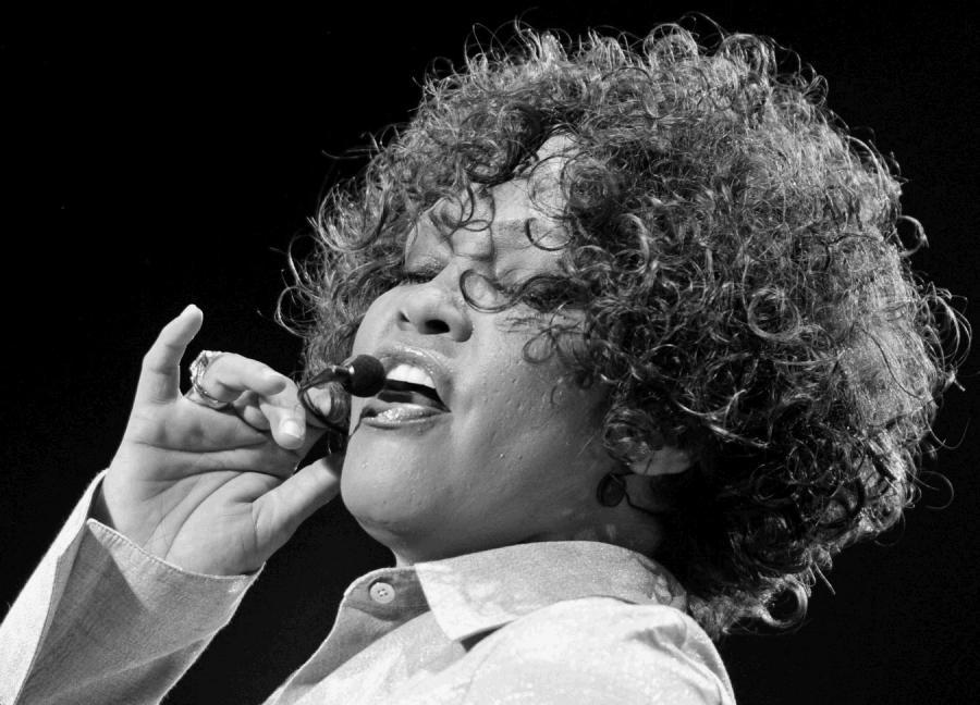 Whitney Houston nie żyje