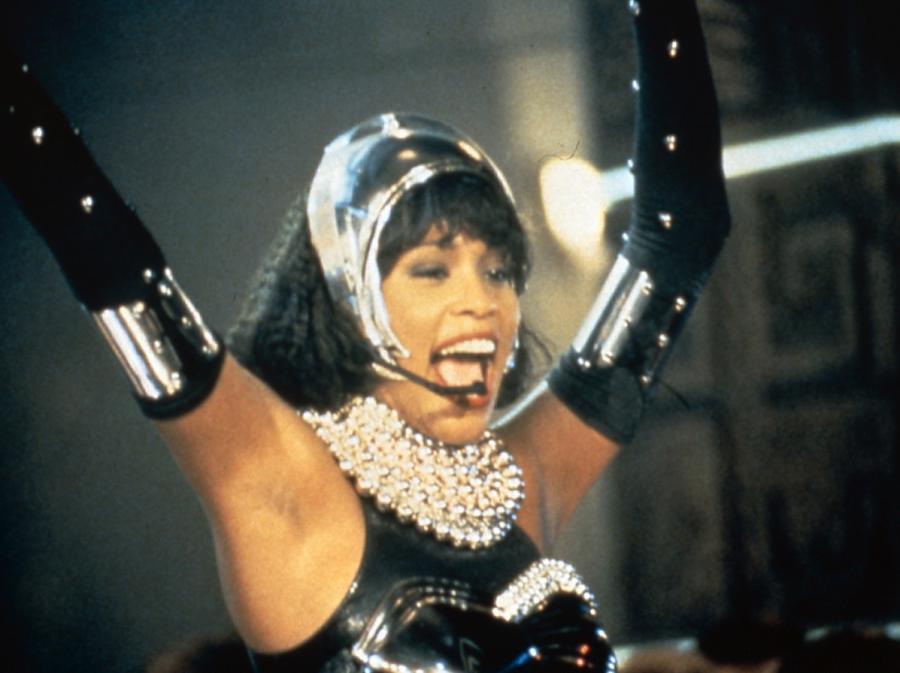 Whitney Houston w swoim największym hicie – \