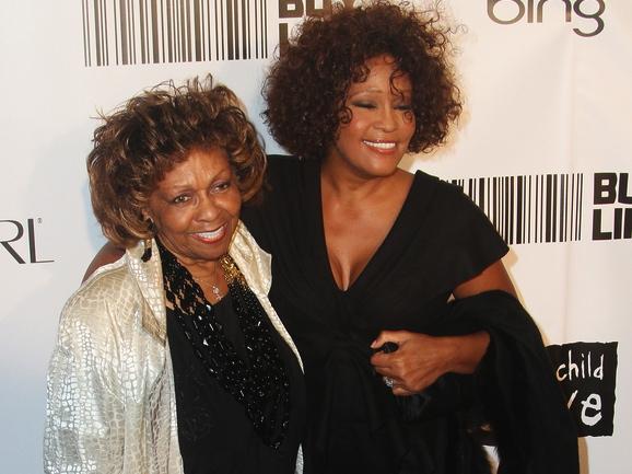 Whitney Houston i jej matka Cissy