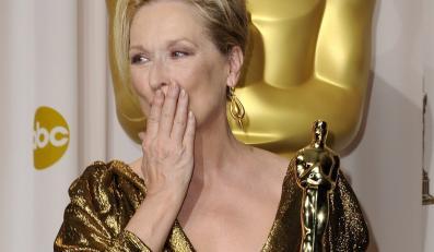 Meryl Streep to najlepsza aktorka w roli głównej