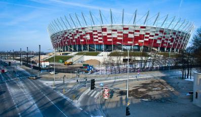 Stadion Narodowy przyjmie drużyny Polski i Portugalii