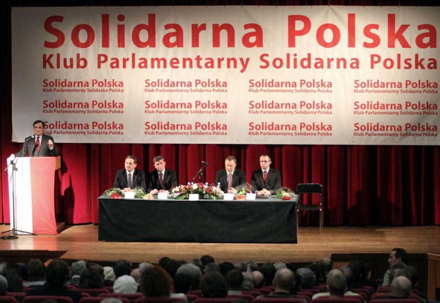Konwencja Solidarnej Polski w Lublinie