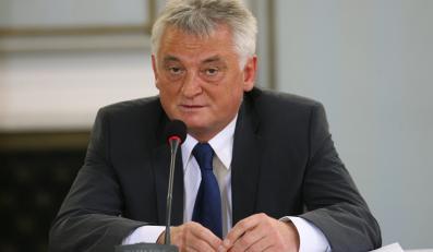 Mirosław Drzewiecki, były minister sportu
