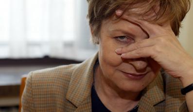 Zyta Gilowska wraca do polityki?