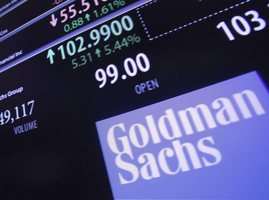 Skandal w Goldman Sachs
