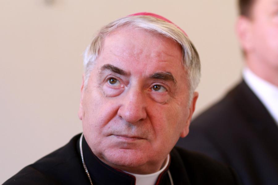 Prymas Polski abp Józef Kowalczyk