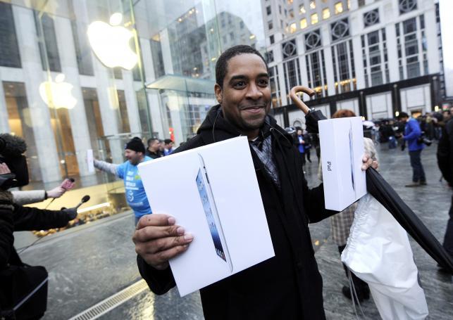Premiera nowego iPada