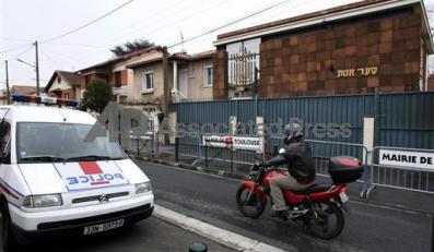 Strzelanina przed szkołą w Tuluzie we Francji. Dzieci wśród ofiar