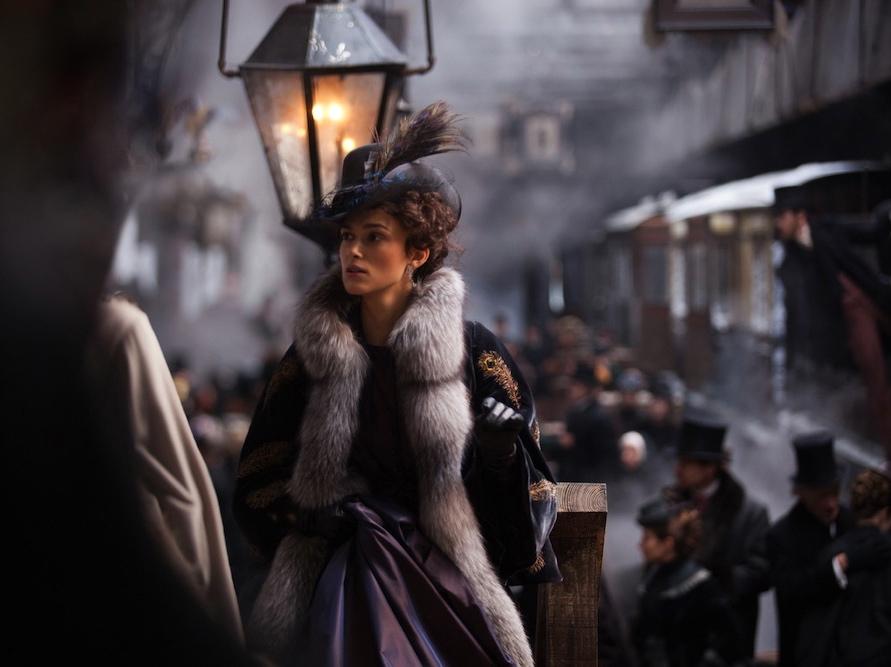 Keira Knightley jako Anna Karenina