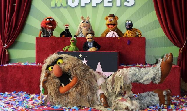 Muppety mają gwiazdęw Alei Sław