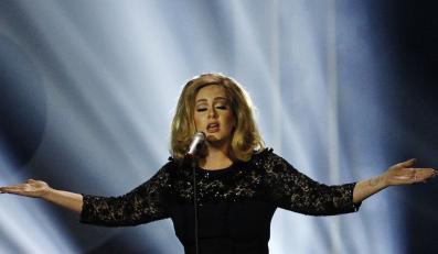 Adele nowy singiel wyda z końcem roku