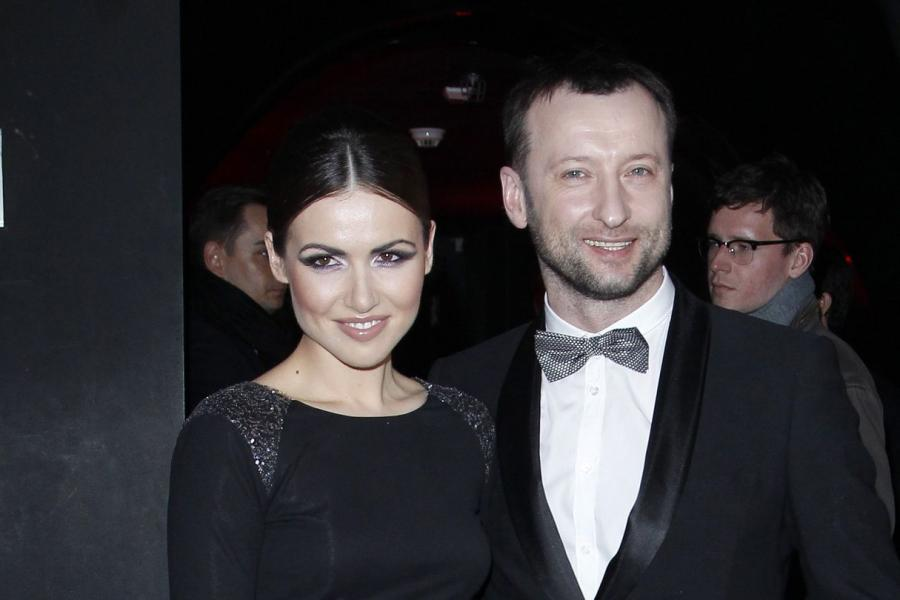 Marta Żmuda Trzebiatowska i Adam Król