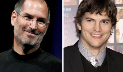 Ashton Kutcher zagra Steve'a Jobsa